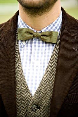 bowtie outfit idea
