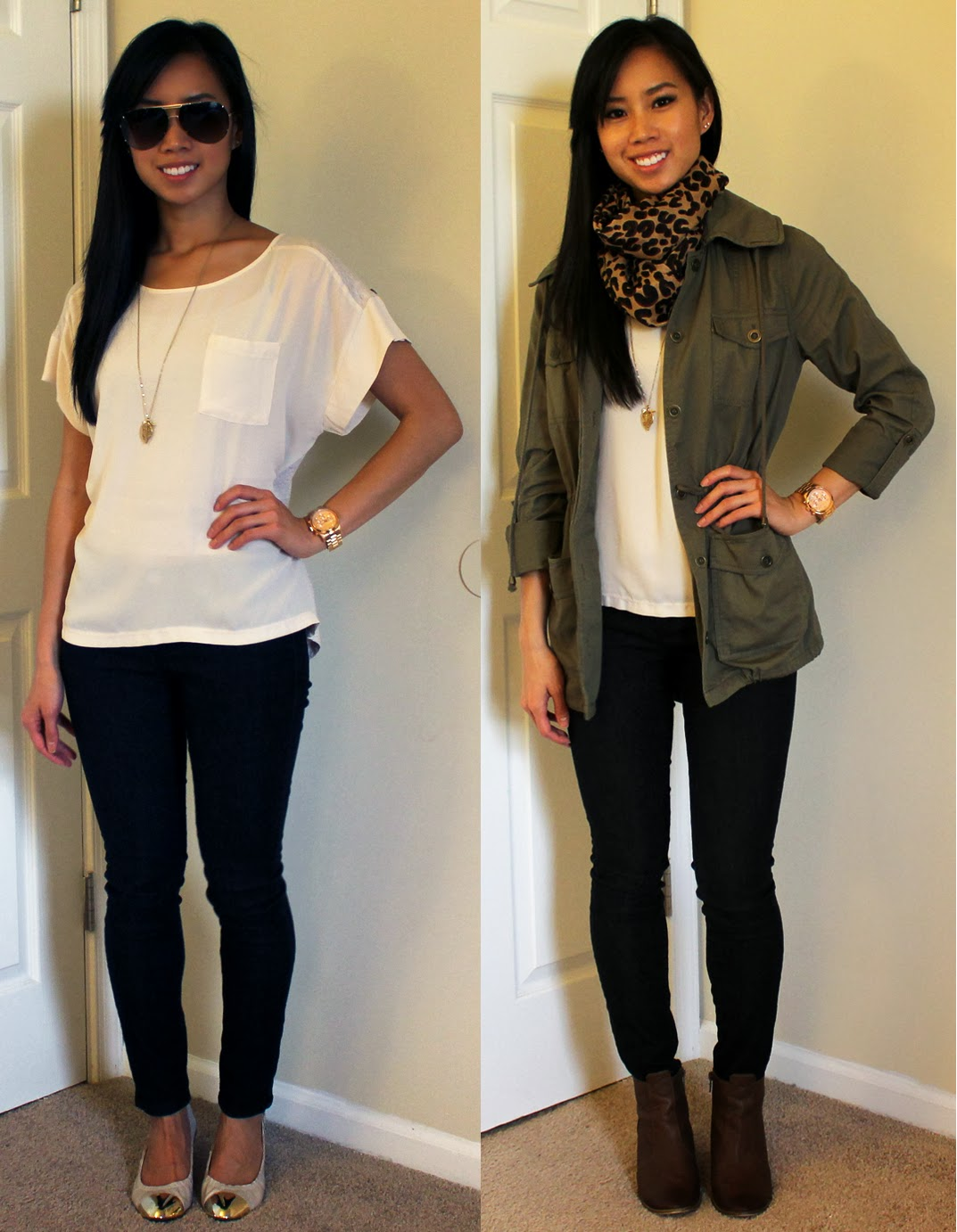 summer to early fall outfit ideas