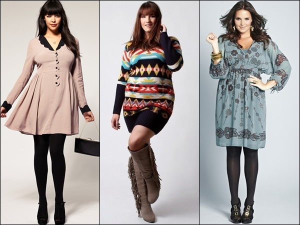 Plus-Size-Fashion-for-Winter-outfit-ideas