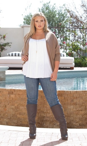 Plus Size Fashion 10 Casual Beautiful Outfit Ideas