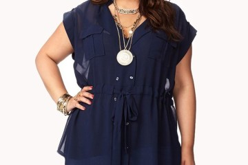 plus size fashion beautiful wear