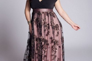 plus size formal dresses 8