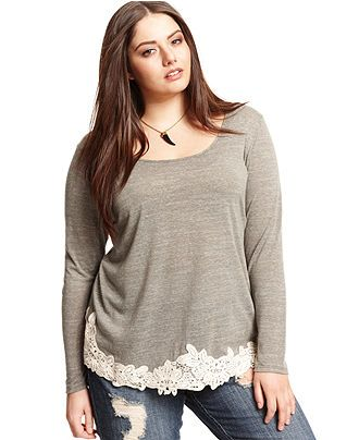 plus size trendy tops for women 5