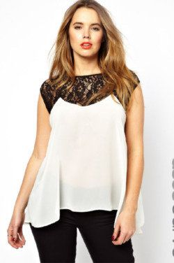 plus size trendy tops for women 9
