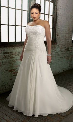Women'S Sized Wedding Dresses 62