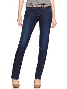 women straight legged jeans