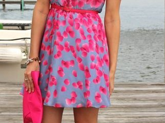 30 days of summer cute formal flowery