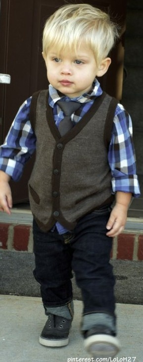 adorable cute boy outfit ideas 4