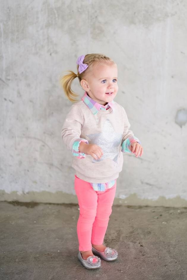 Little Girls Nails And Girls On Pinterest: 14 Super Cute Stylish Little Girls