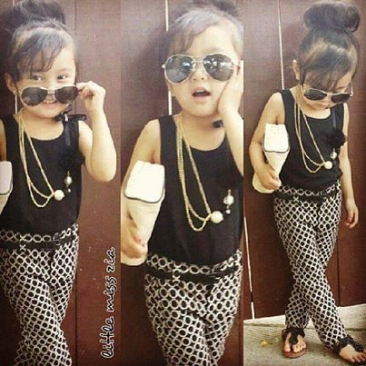 14 super cute stylish little girls