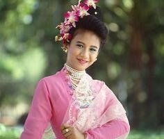 myanmar burma fashion wear 5