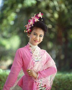 myanmar burma fashion wear 5