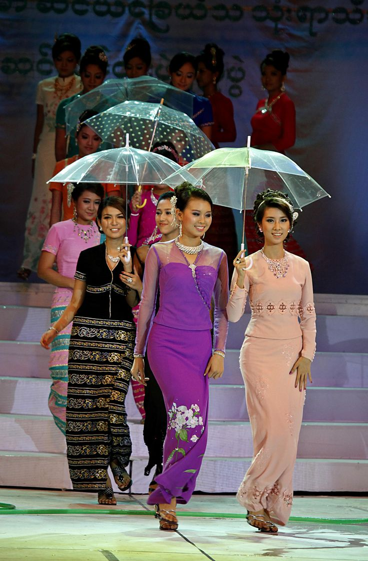 Burma Fashion Clothing