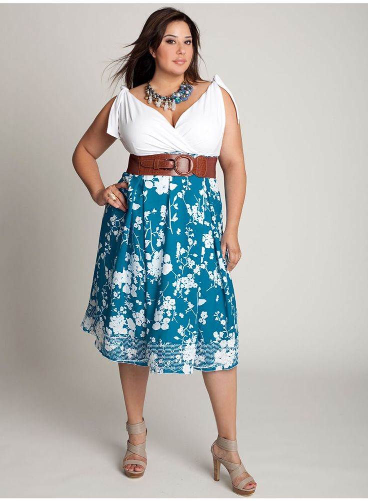 plus size summer fashion outfit ideas 7