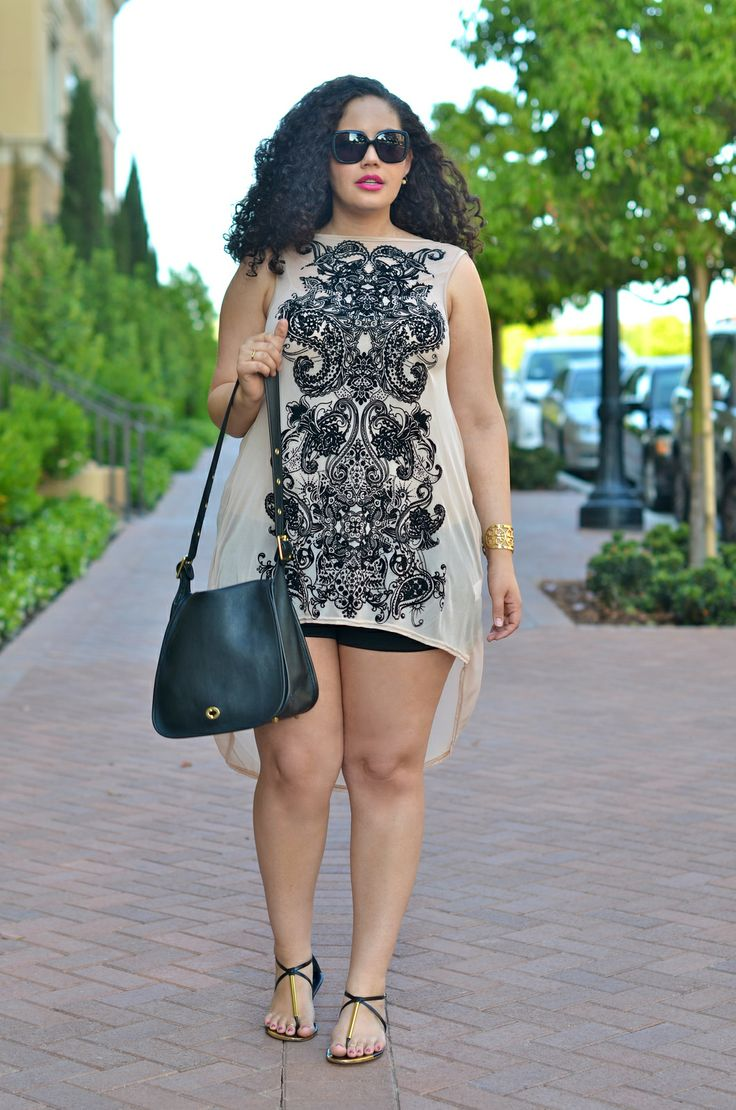 plus size summer fashion outfit ideas