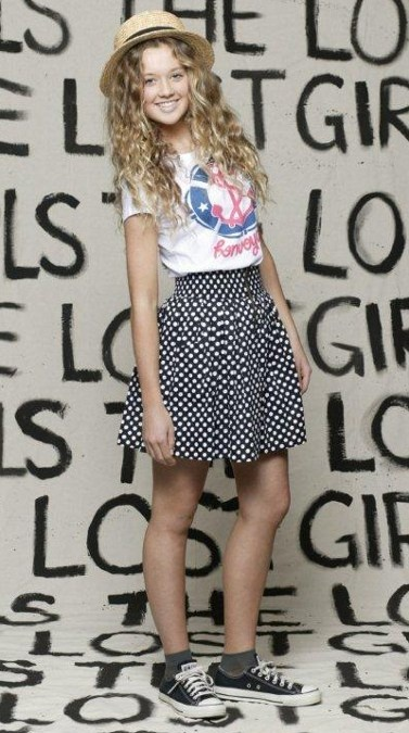 quirky high school teenage girls outfit ideas 3