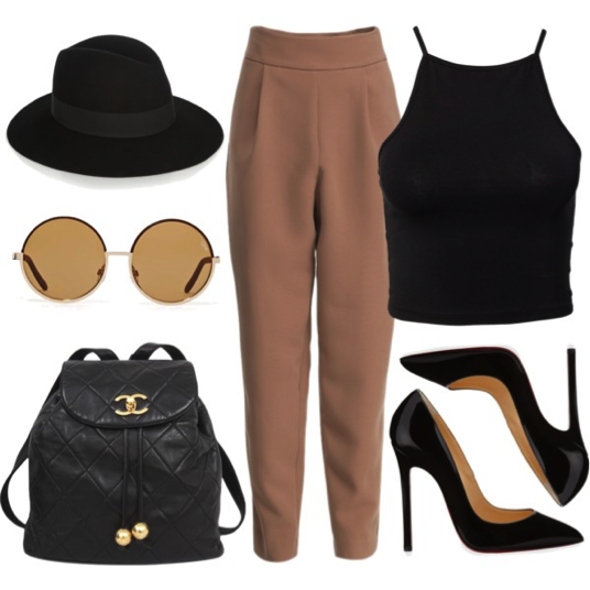 881436d2657 ... Girls Night Out When Its Cold. classy chic labor day outfit idea ...