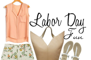 labor day outfit idea 2