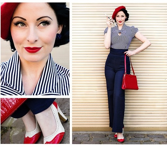 Sailor Outfit Ideas for Halloween