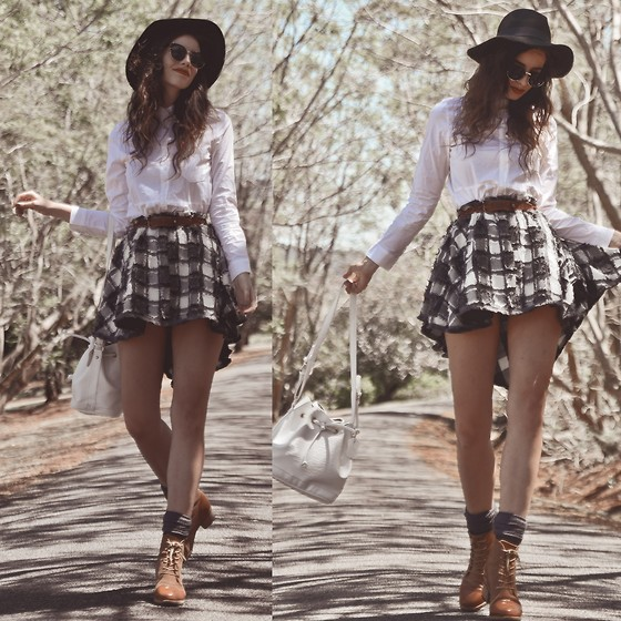 Modern cowboy outfit for women - photo#26