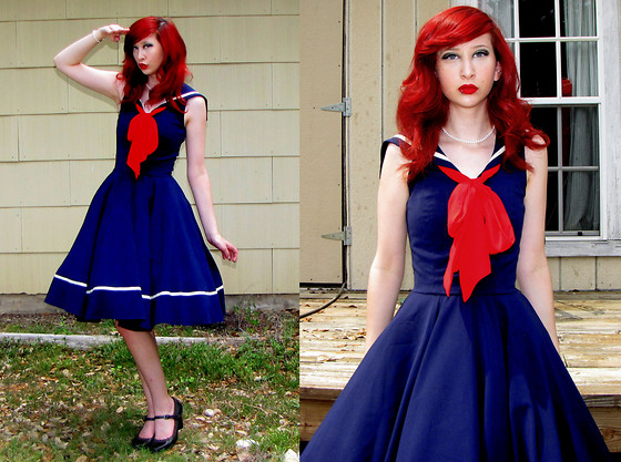 sailor outfit ideas 2