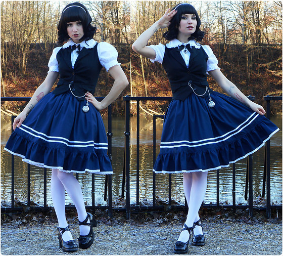 sailor outfit ideas 4