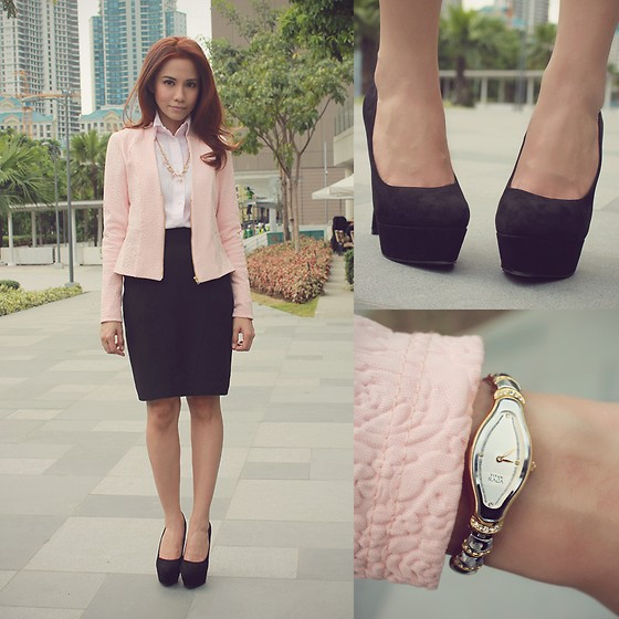 Fashion Designer Interview Outfit