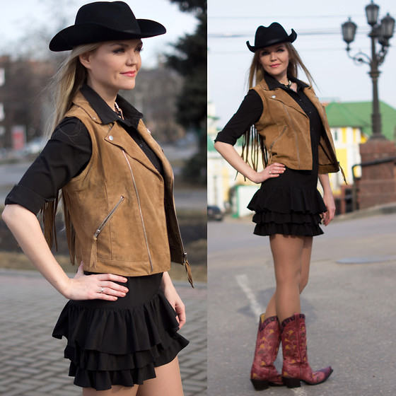 cowgirl outfit ideas 4