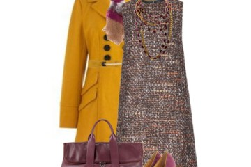 interview dresses and scarves outfit ideas 10