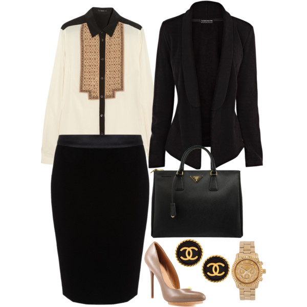 conservative outfit ideas for interview 10