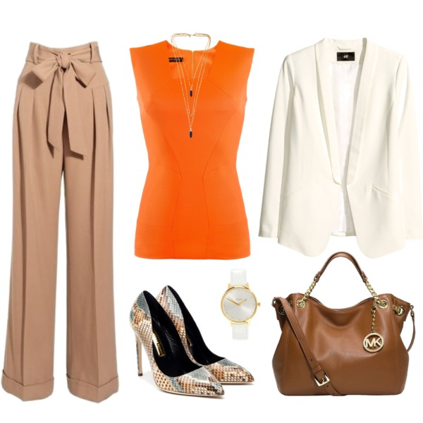 conservative outfit ideas for interview 7