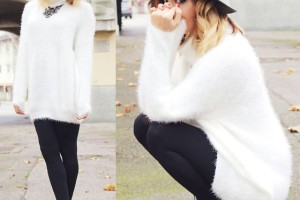 casual party outfit ideas for winter 4