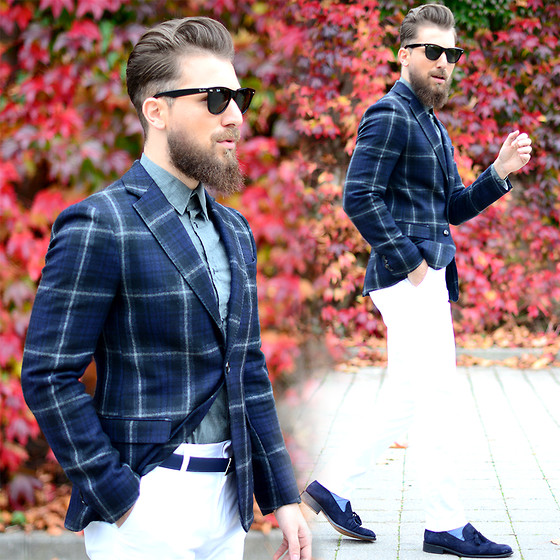 interview outfit ideas men 7