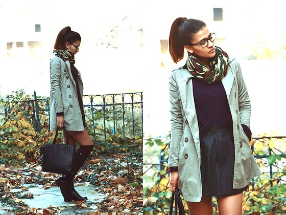 officewear for winter outfit ideas 14