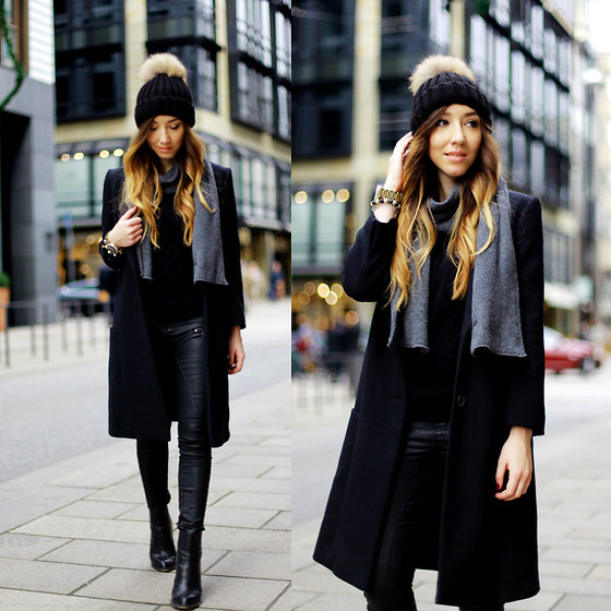 officewear for winter outfit ideas 3