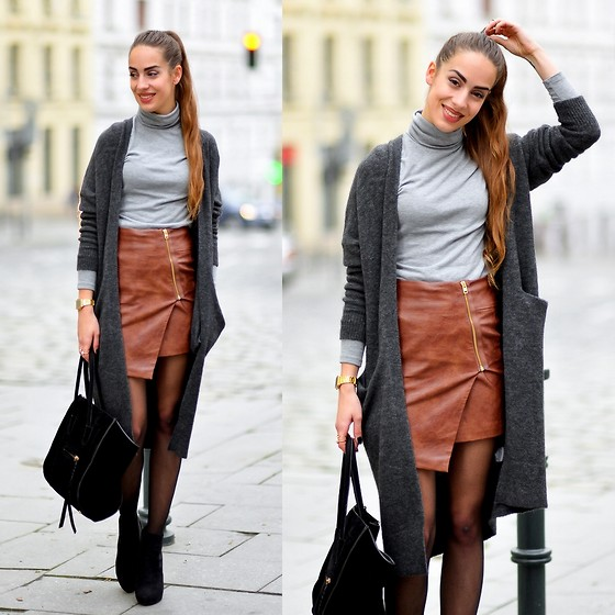 officewear for winter outfit ideas 4