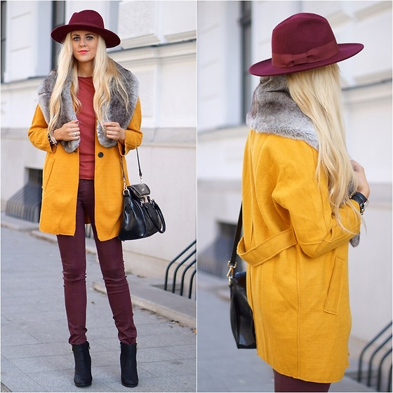 officewear for winter outfit ideas 9