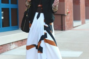 corporate outfits with maxi dresses 7