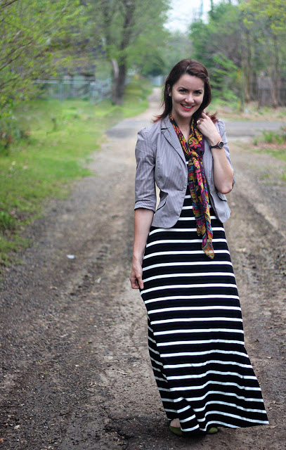 corporate outfits with maxi dresses 4