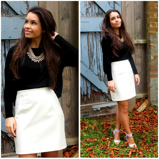work outfit ideas with tight skirt 13