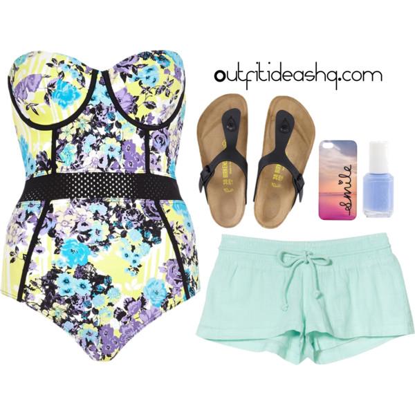 beach booty shorts 5
