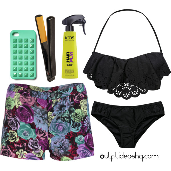 beach booty shorts 8