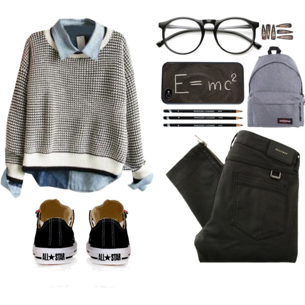 cute nerdy outfit ideas with glasses 1