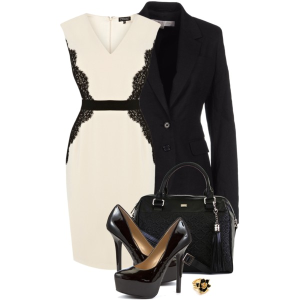 formal business interview outfit idea 10