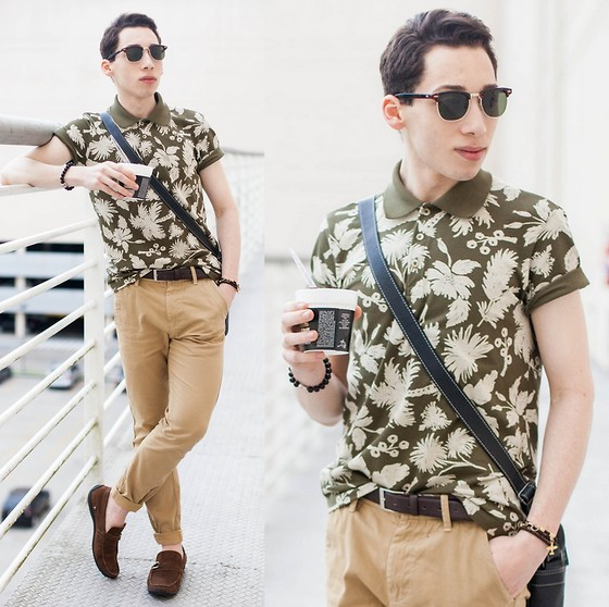 khaki outfit ideas men 1