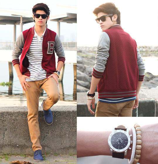 khaki outfit ideas men 8