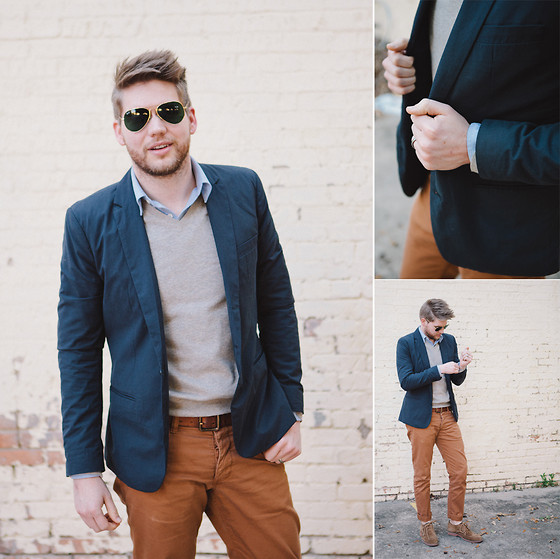 outfit ideas with men sperry shoes 12