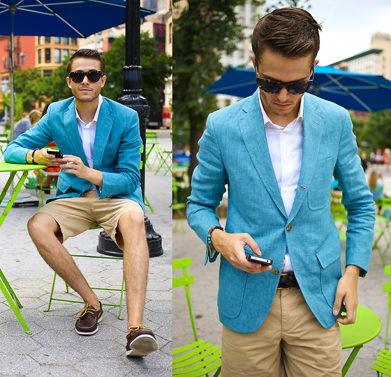 outfit ideas with men sperry shoes 14