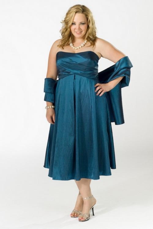 plus size bridesmaid dresses 11
