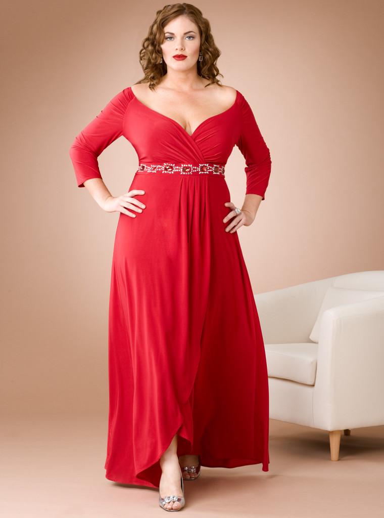 plus size bridesmaid dresses 2